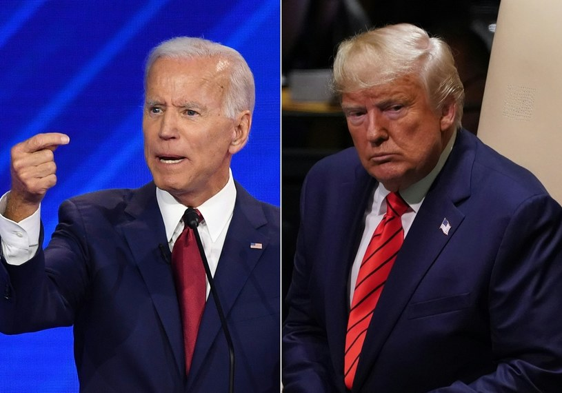 Joe Biden zapowiedział unieważnienie decyzji Donalda Trumpa w sprawie WHO /TIMOTHY A. CLARY, Robyn BECK /AFP