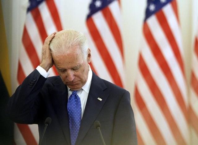 Joe Biden /VALDA KALNINA /PAP/EPA