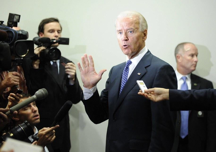 Joe Biden /PAP/Photoshot /PAP