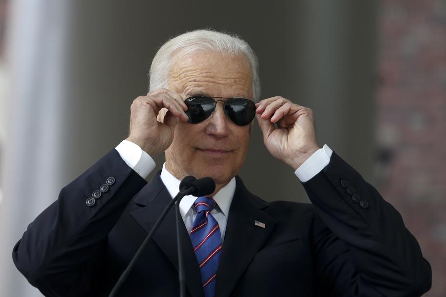Joe Biden /LISA HORNAK /PAP/EPA