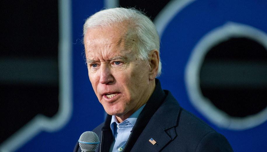 Joe Biden /AMANDA SABGA /PAP/EPA