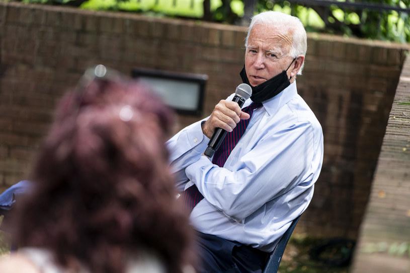Joe Biden /JOSHUA ROBERTS  /Getty Images