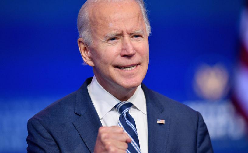 Joe Biden /Angela Weiss /AFP