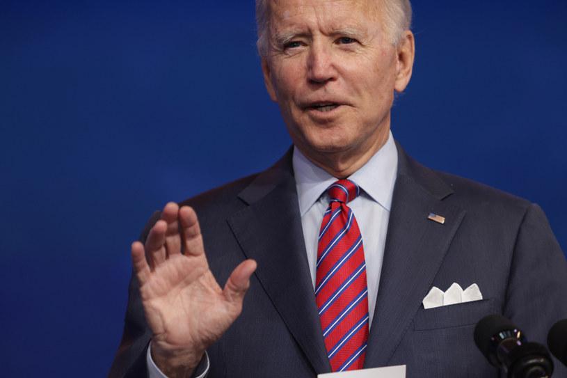 Joe Biden /ALEX WONG /Getty Images
