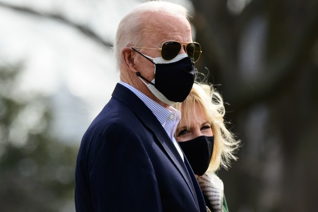 Joe Biden /Erin Scott / POOL /PAP/EPA