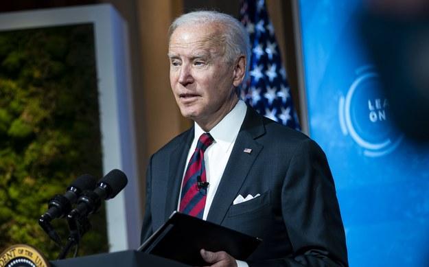 Joe Biden /AL DRAGO / POOL /PAP/EPA