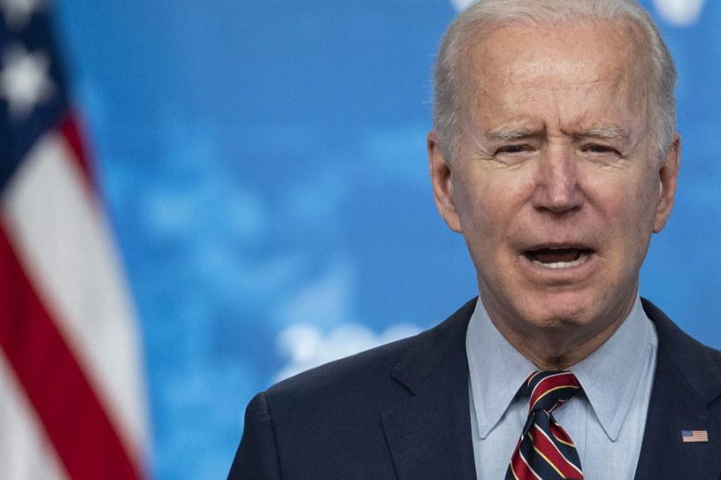 Joe Biden /PAP/EPA