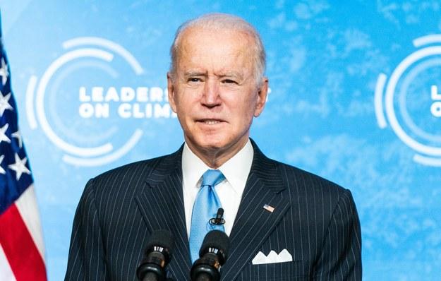 Joe Biden / Anna Moneymaker / POOL /PAP/EPA