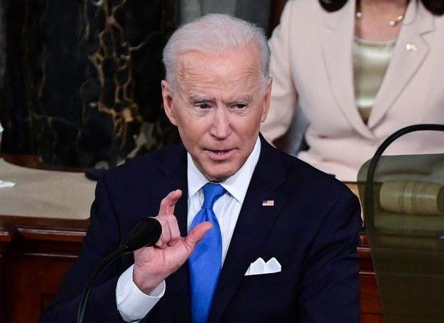 Joe Biden //JIM WATSON / POOL /PAP/EPA