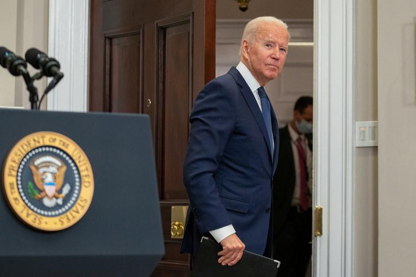 Joe Biden /KEN CEDENO  /PAP/EPA