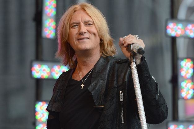 Joe Elliott i Def Leppard zakpili z wytwórni fot. Dimitrios Kambouris /Getty Images/Flash Press Media
