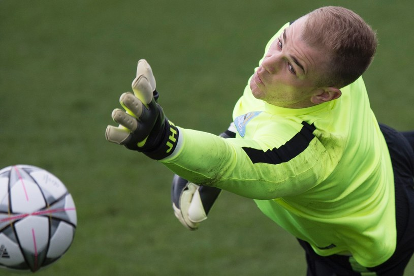 Joe Hart /AFP