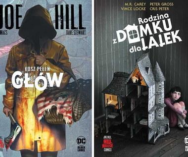 Joe Hill, syn Stephena Kinga, koordynatorem nowej linii komiksowych horrorów w DC Comics