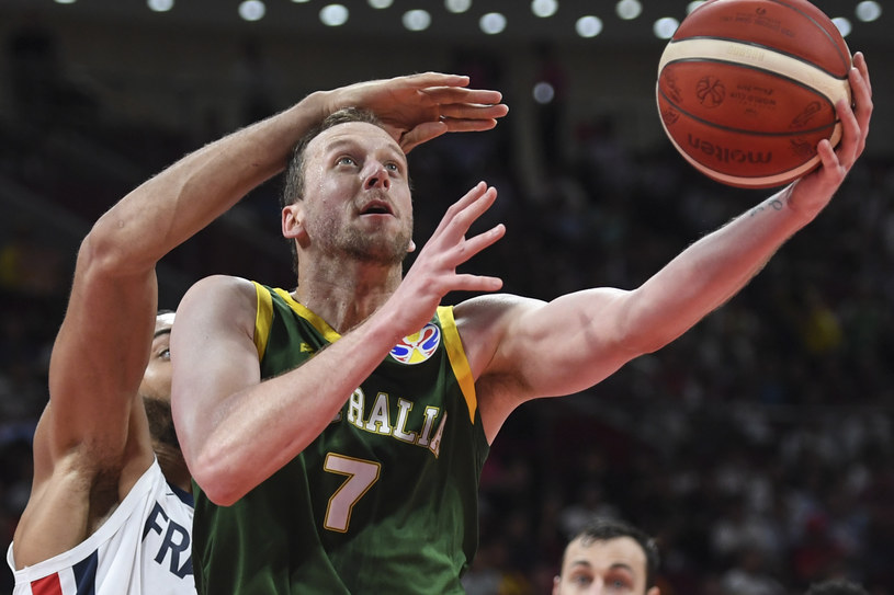 Joe Ingles /ZUMA/NEWSPIX.PL /Newspix