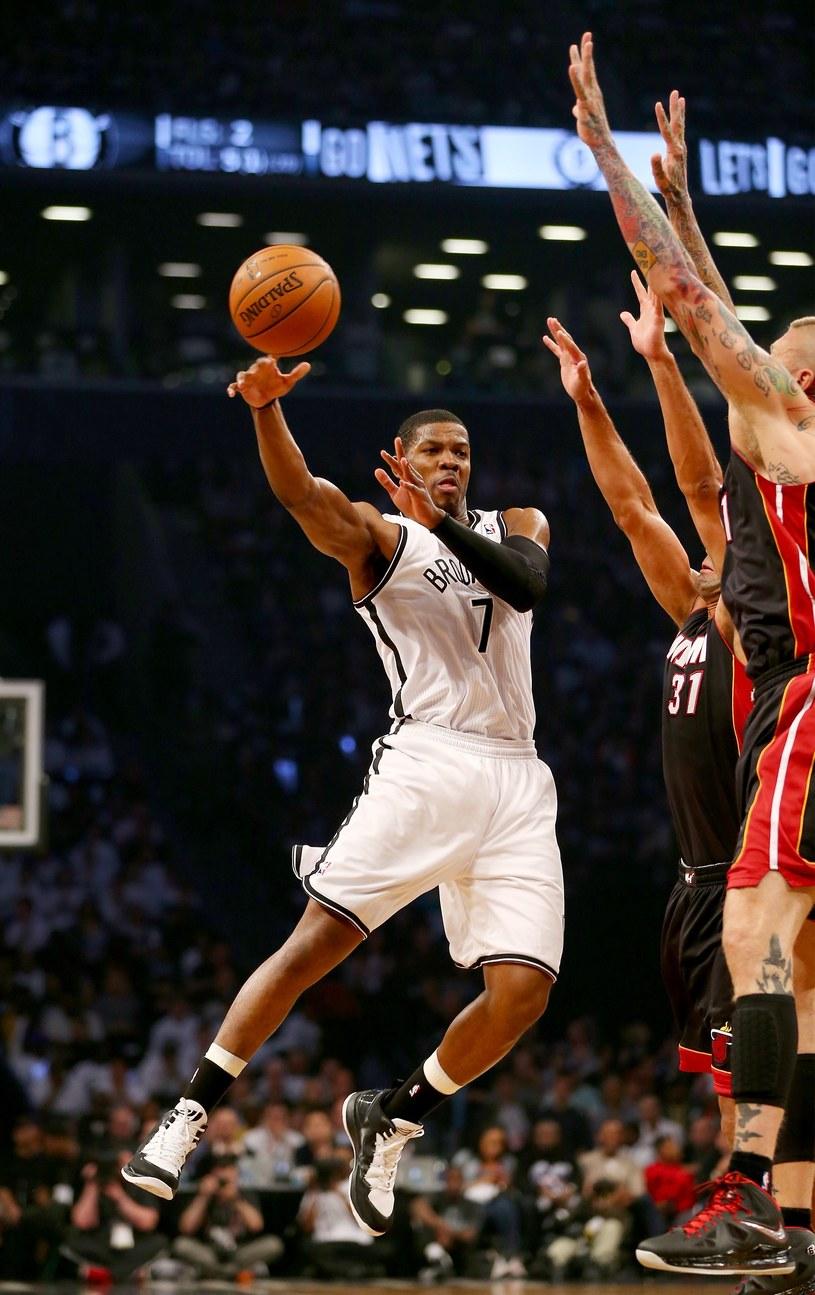 Joe Johnson, koszykarz Brooklyn Nets /AFP