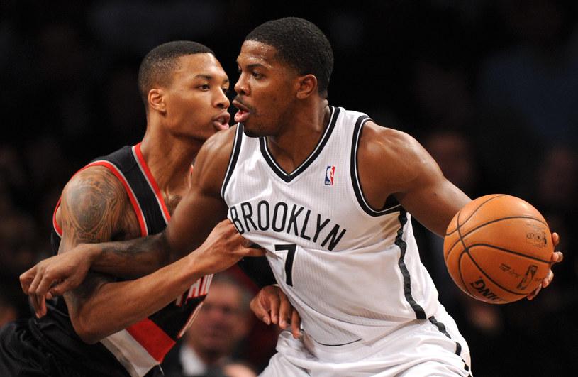 Joe Johnson z Brooklyn Nets /Maddie Meyer /Getty Images