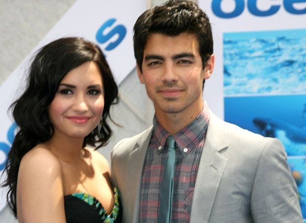 Joe Jonas i Demi Lovato /Getty Images/Flash Press Media