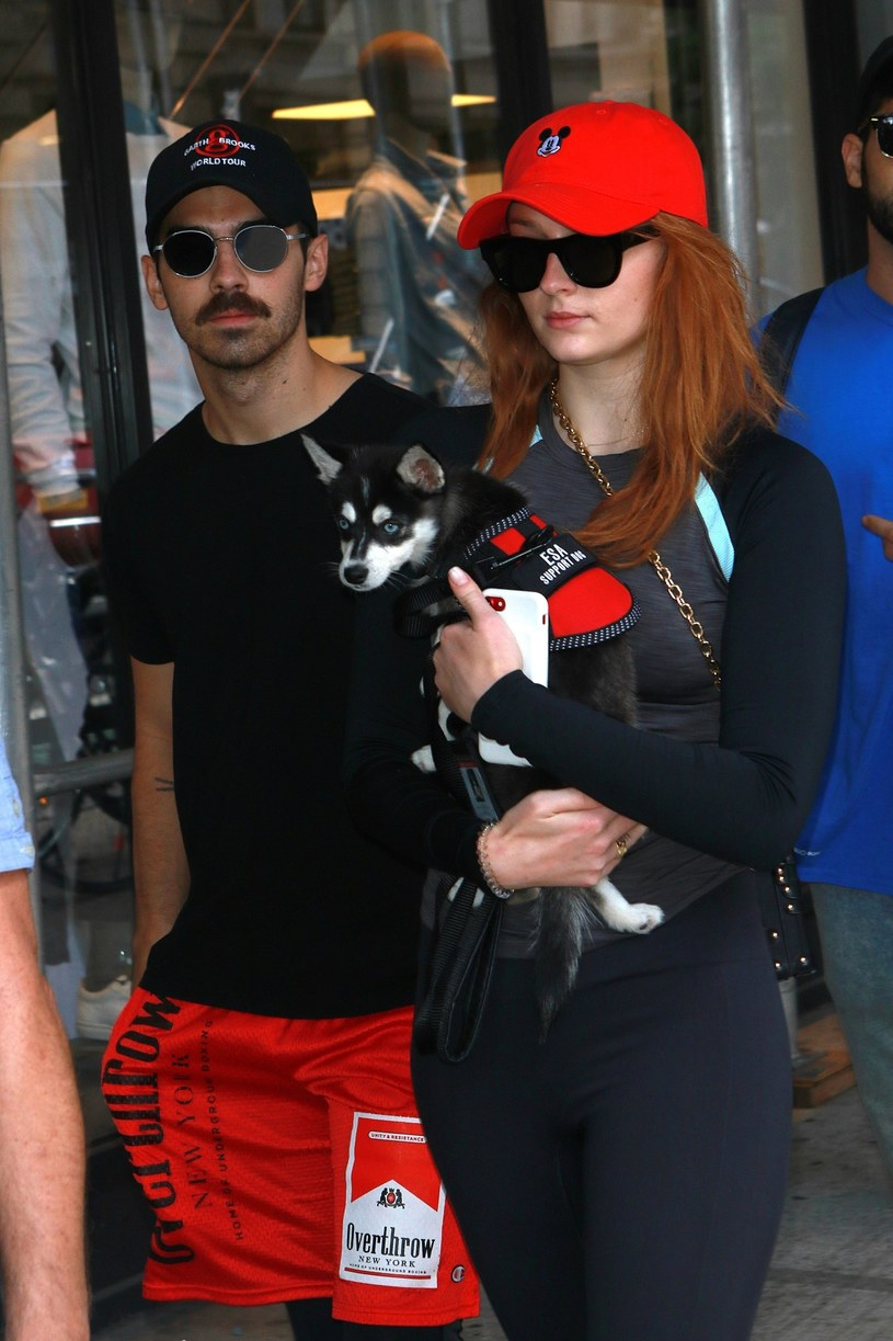 Joe Jonas i Sophie Turner /East News
