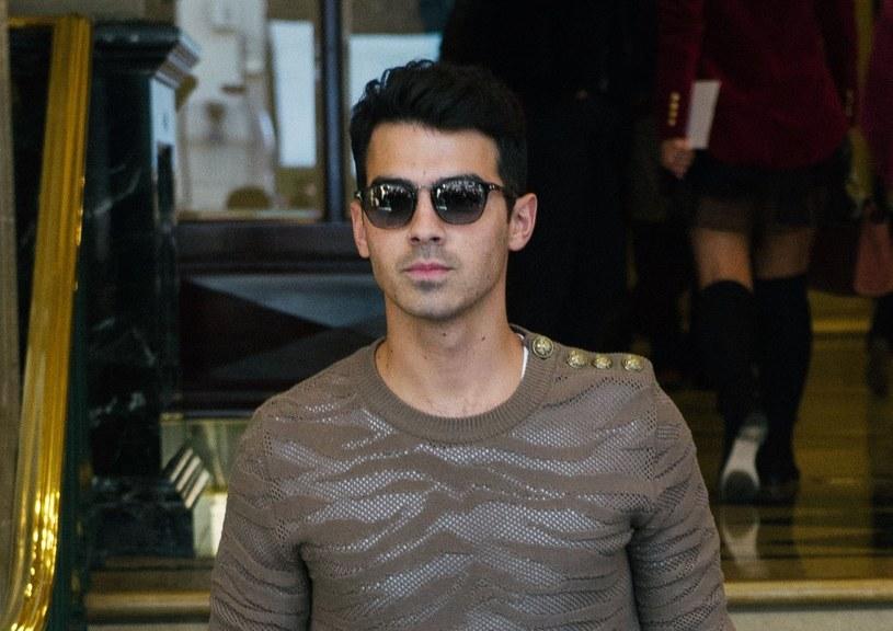 Joe Jonas /Associated Press /East News