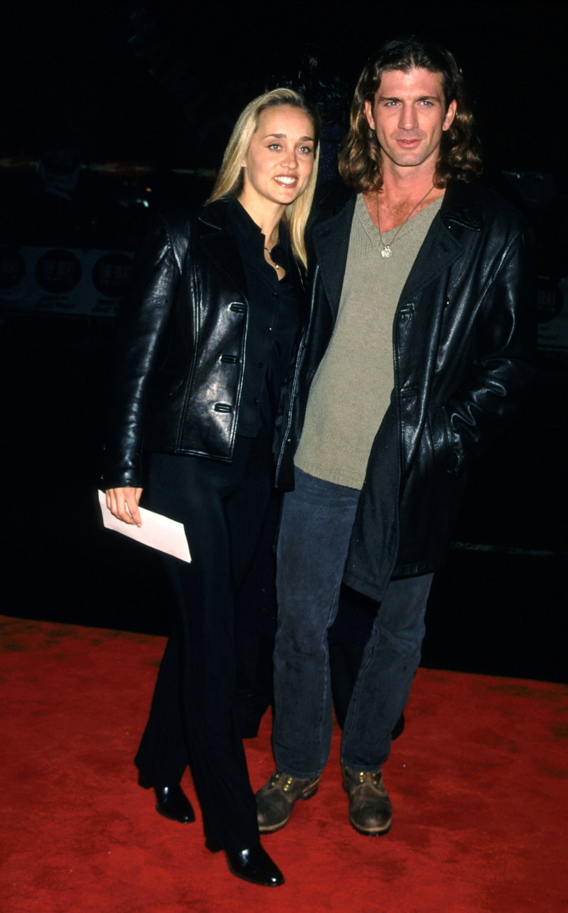 Joe Lando i Kirsten Barlow /Mirek Towski/DMI/The LIFE Picture Collection /Getty Images