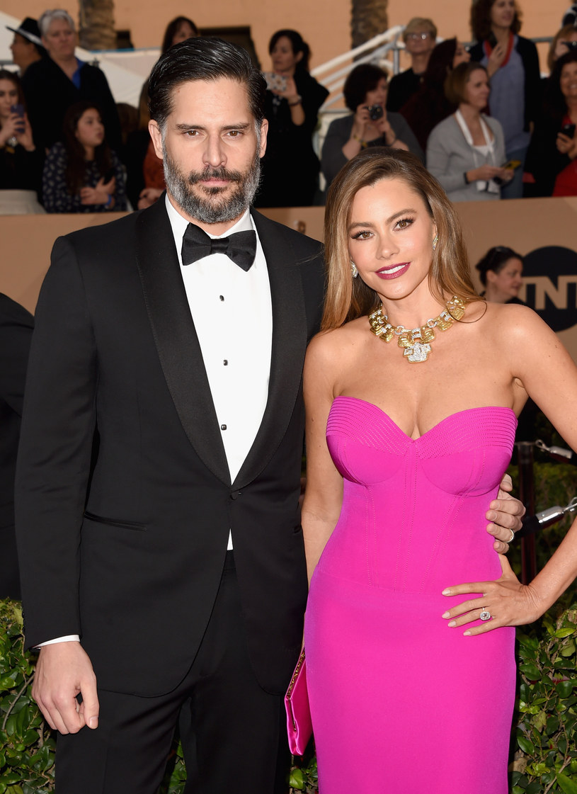 Joe Manganiello i Sofia Vergara /Jason Merritt /Getty Images