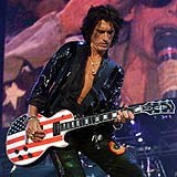 Joe Perry (Aerosmith) /AFP
