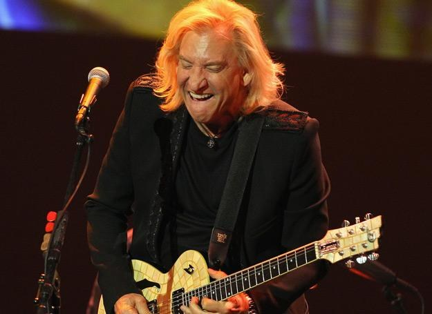 Joe Walsh jest gitarzystą The Eagles - fot. Joe Scarnici /Getty Images/Flash Press Media