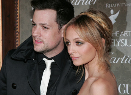 Joel Madden i Nicole Richie planują ślub - fot. David Livingston /Getty Images/Flash Press Media