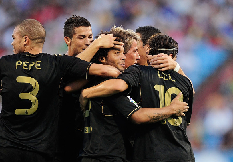 Joel Valencia debiutował w La Liga w meczu przeciwko Realowi Madryt /Denis Doyle /Getty Images
