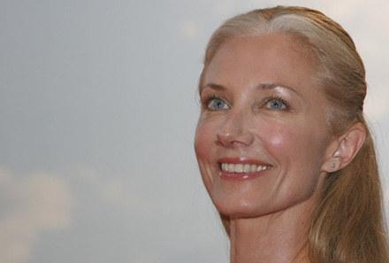 Joely Richardson zostanie królową /AFP