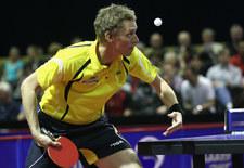 Joergen Persson trenerem szwedzkich tenisistów stołowych