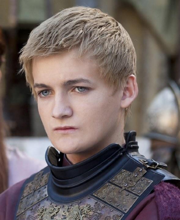 Joffrey (Jack Gleeson) /Paul Schiraldi /materiały prasowe
