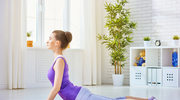 Joga i rozciąganie to świetne sposoby na stres i dobry sen