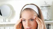 Joga twarzy poprawia sprężystość skóry