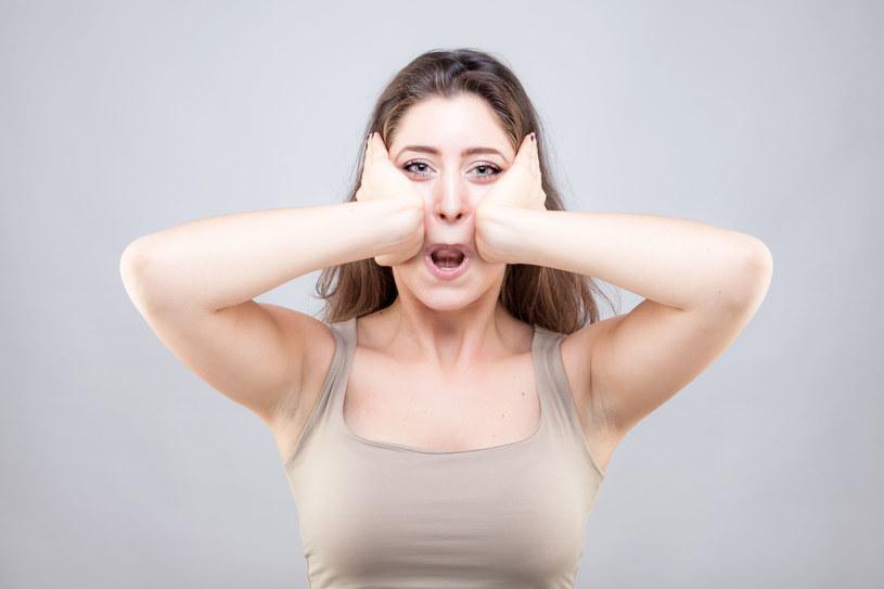 Joga twarzy została opracowana przez nauczycielkę jogi Annelise Hagen w 2007 roku /123RF/PICSEL