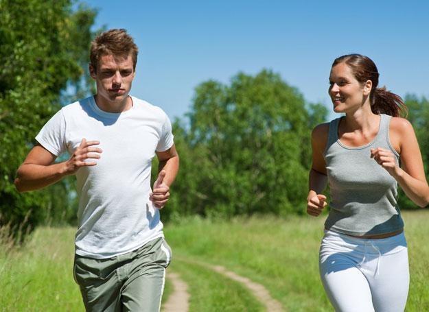 """Jogging i siłownia będą jedynie dodatkiem """"extra"""" do zbilansowanej diety /© Panthermedia"""