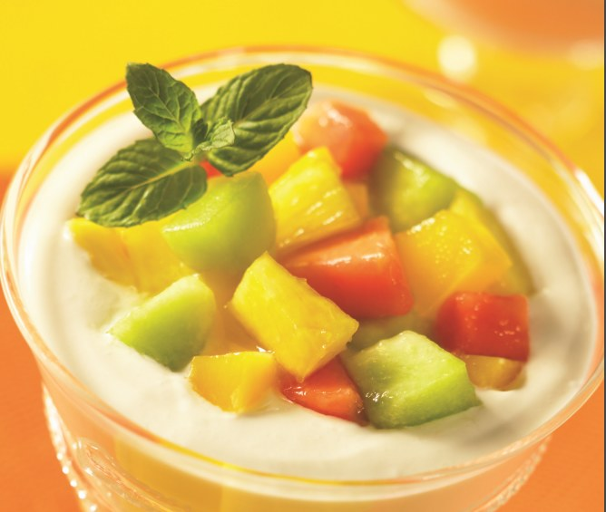 Jogurt cytrynowy /materiały prasowe
