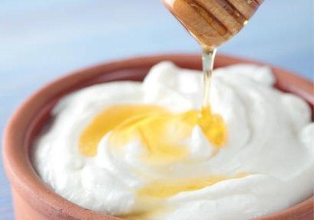jogurt grecki maseczka /© Photogenica
