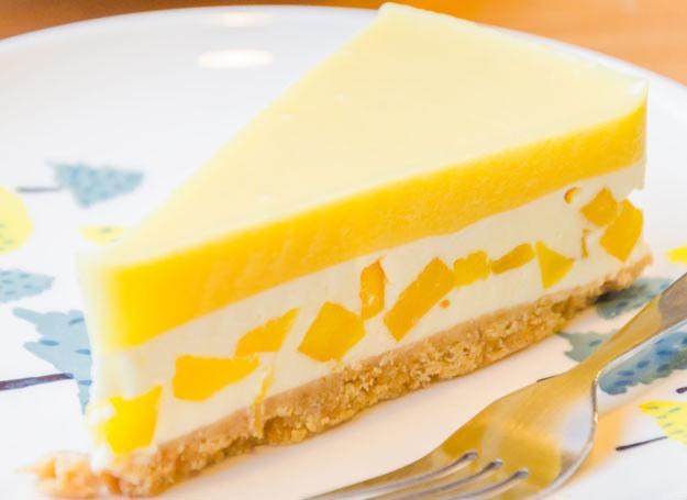 Jogurtowy marmurek z mango /Picsel /123RF/PICSEL