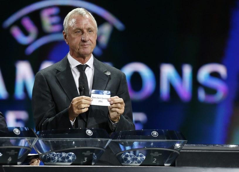 Johan Cruyff w trakcie kariery palił 20 papierosów dziennie /AFP