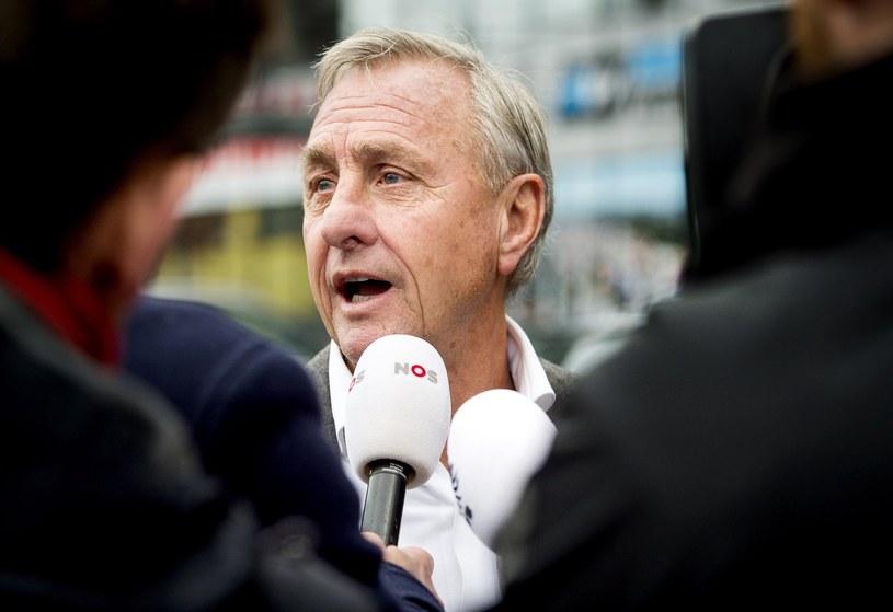 Johan Cruyff /AFP