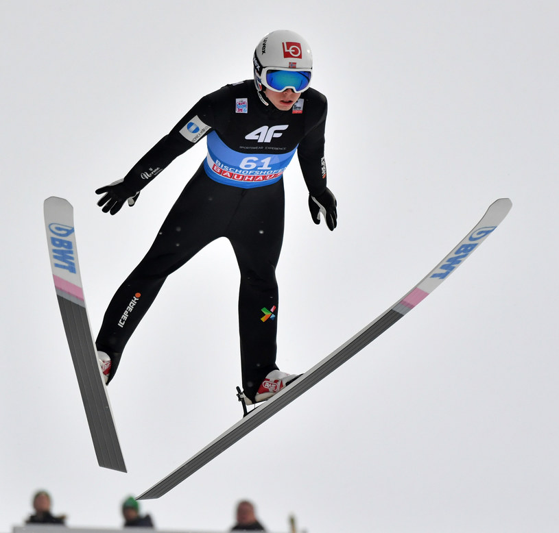Johann Andre Forfang /AFP
