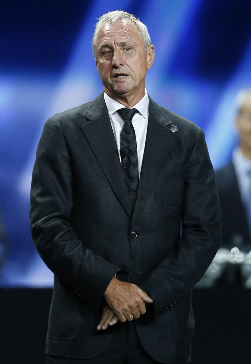 Johann Cruyff /AFP