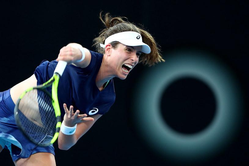 Johanna Konta /Chris Hyde /Getty Images