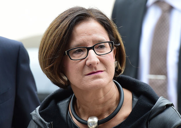 "Johanna Mikl-Leitner: ""Dostęp do Europy musi podlegać kontroli"" /AFP"