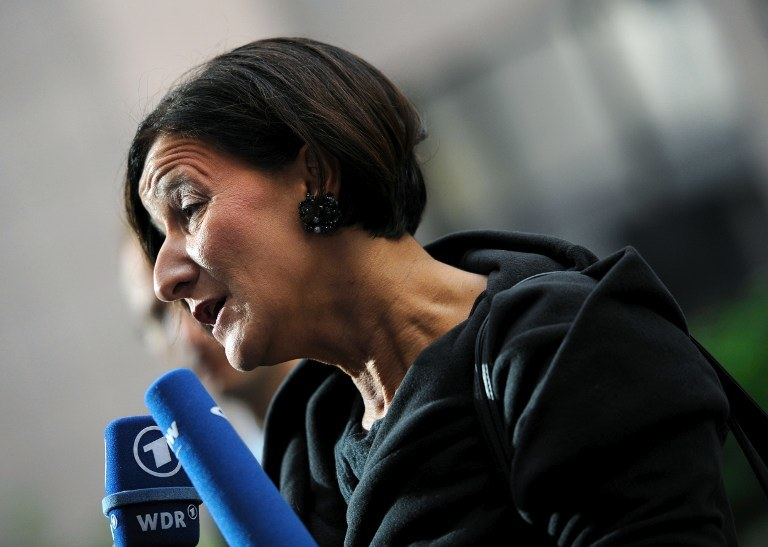 Johanna Mikl-Leitner /AFP