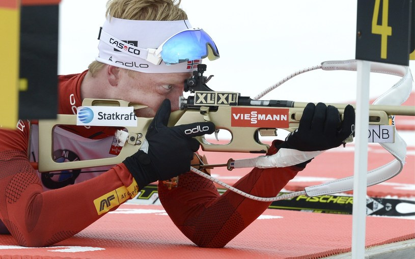 Johannes Thingnes Boe /AFP