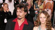 Johhny Depp i Vanessa Paradis