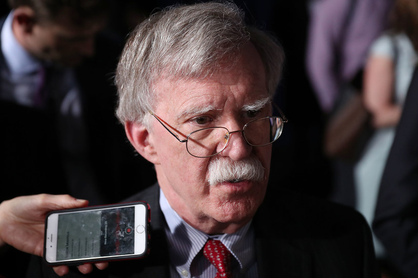 John Bolton /JOE RAEDLE / GETTY IMAGES NORTH AMERICA / AFP /AFP