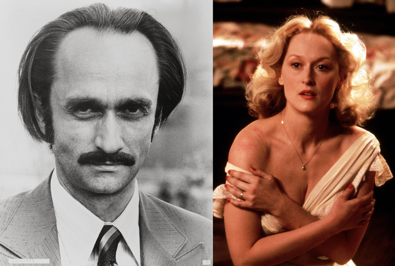 John Cazale i Meryl Streep /East News